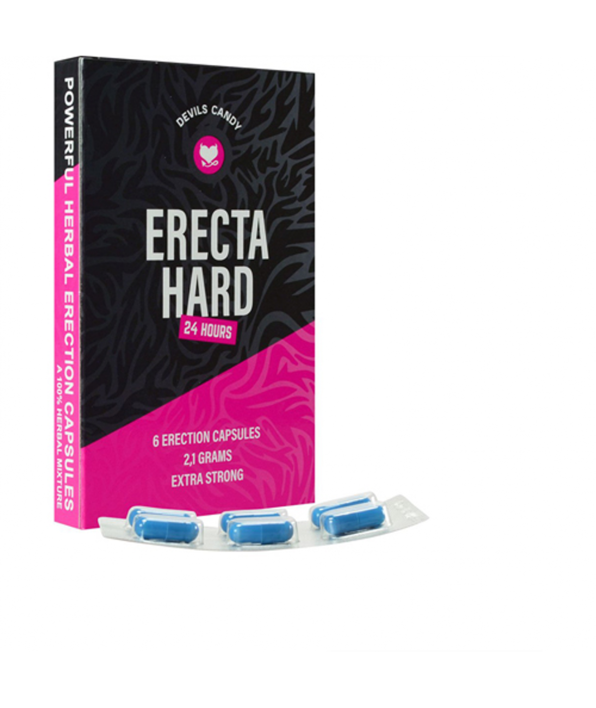 Erecta Hard - Devils Candy